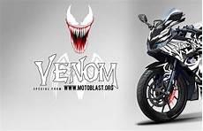 Modifikasi R15 Vva by Modifikasi Striping Yamaha All New R15 V3 Black Venom