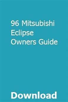 download car manuals pdf free 1997 mitsubishi eclipse free book repair manuals 96 mitsubishi eclipse owners guide mitsubishi eclipse mitsubishi mitsubishi eclipse for sale