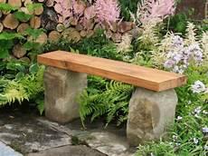 Rustikale Gartenbank Sorgt F 252 R Einmaliges Exterieur