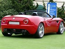International Fast Cars Alfa Romeo 8c Spider