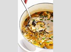 chinese hot and sour soup szechwan house image