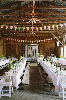 puck s farm wedding wedding reception picnic table