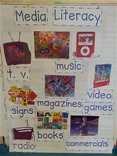 chalk talk a kindergarten blog media literacy