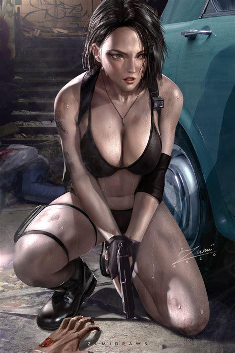 Resident Evil Extinction Jill