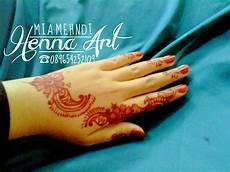 Koleksi Henna Huruf Arab Untuk Anda Teknik Menggambar