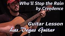 guitar lessons las vegas who ll stop the by creedence clearwater revival guitar lesson