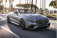 S Klasse Cabrio Amg - 2018 mercedes amg s63 coupe s63 convertible review