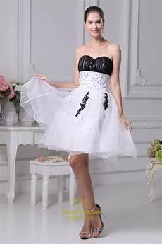 white and black short prom dresses white wedding dresses