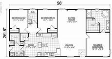 home 28 56 3 bed 2 bath 1493 sq ft little house the trailer
