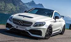 eye prior design mercedes c class coupe