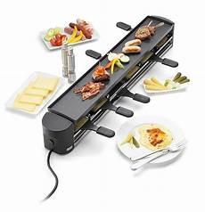 appareil a raclette raclette tischgrill starter set quot valais quot