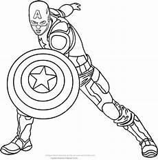 Bilder Zum Ausmalen Captain America Ausmalbilder Captain America