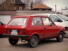 1985 1992 Zastava Yugo America's Second Favorite