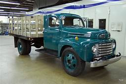 1949 Ford F6 25 Ton Stake Bed