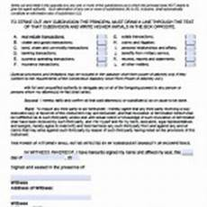 free connecticut power of attorney forms and templates