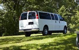 2018 Chevy Express Passenger Van  Best New Cars For