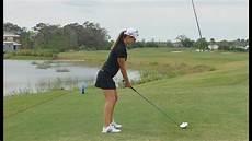 golf driver swing golf swing 2012 beatriz recari driver dtl