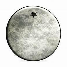 remo fiber skyn remo diplomat fiberskyn bass drum 22 inch mcquade musical instruments