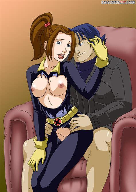 X Men Porno