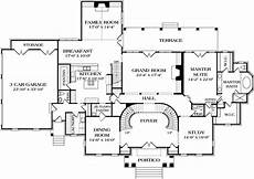 southern mansion house plans house plan 3323 00524 georgian plan 5 717 square feet