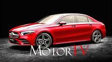 2019 mercedes a class l sedan a 200 l l exterior