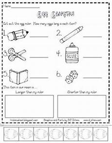 free non standard measurement worksheets for kindergarten 1865 87 best measurement kindergarten images measurement kindergarten math measurement