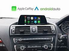 wireless apple carplay wired android auto bmw f10 5 series