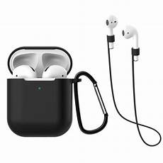 Protective Silicone Protector Earphone Hanging Rope by Bakeey Silicone Protective Set Wireless Earphone Anti