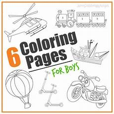 transportation coloring worksheets 15179 transportation colouring pages for boys happy hooligans