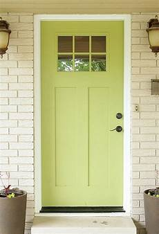the best paint colors for a front door makeover best