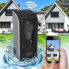Wlan Wifi Ip Kamera 220 Berwachungskamera Mit Akku Batterie