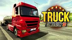 truck simulator 2018 europe gameplay android ios