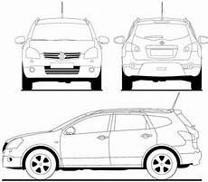 Route Occasion Dimensions Nissan Qashqai 2