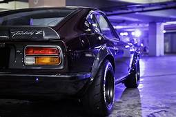 It Cars — Nissan Fairlady Z S30 Image By Andy Pang