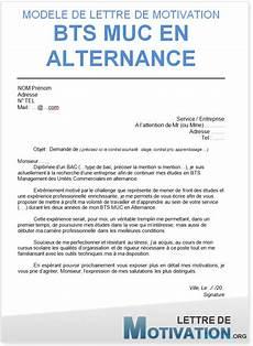 lettre de motivation pour bts en alternance lettre de motivation contrat d apprentissage
