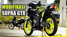 Modifikasi Supra Gtr 150 by Kumpulan Modifikasi Honda Supra Gtr 150