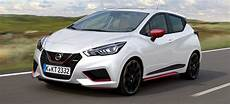 2017 Nissan Micra Hatch Tuned By Nismo On Australia S