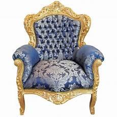 grand fauteuil de style baroque tissu satin 233 quot gobelins