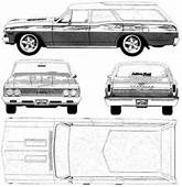 1969 Chevrolet Camaro Z 28 SS Coupe Blueprint  Cakes
