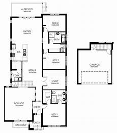 house plans for sloping blocks the gordon 275 split level home for a sloping block