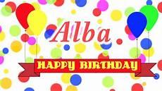 Bild Happy Birthday - happy birthday alba song