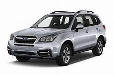 2017 subaru forester reviews and rating motortrend