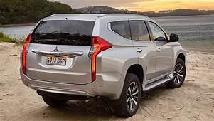 Mitsubishi Pajero Sport Gets Seven Seats  Car News