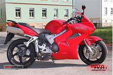 Honda Vfr 800 Vtec 2003 Specs And Photos