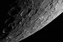 We Finally Know How Mercury Gets Its Dark Gray Color An