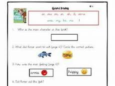oxford reading tree level 3 comprehension worksheets by linman teaching resources