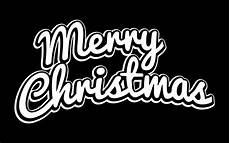 merry christmas text font graphic download free vectors clipart graphics vector art