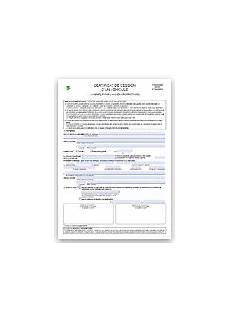 T 233 L 233 Charger Un Certificat De Cession Pour La Vente D Un