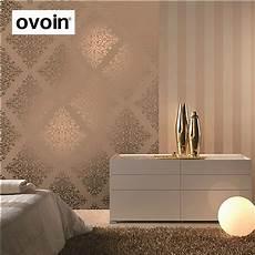 Modern Luxury Gold Metallic Wallpaper Vinyl Textured