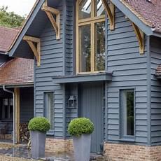 Wood Clad House
